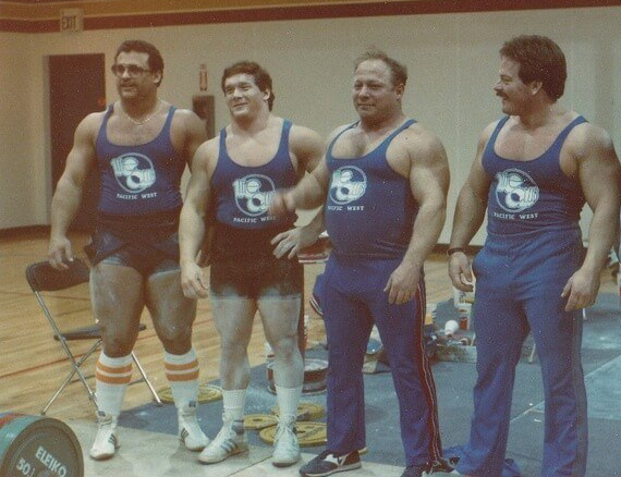 Old-school-powerlifters